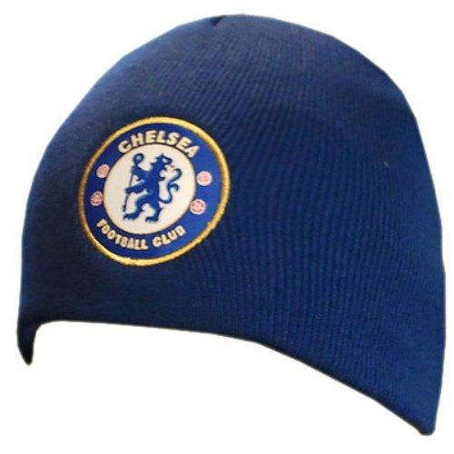 23c15e2e14d Chelsea FC - Official Beanie   Winter Hat