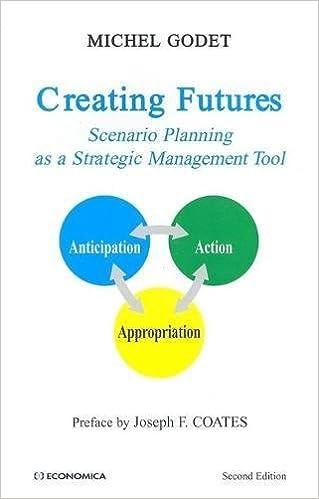 Creating Futures: Scenario Planning as a Strategic