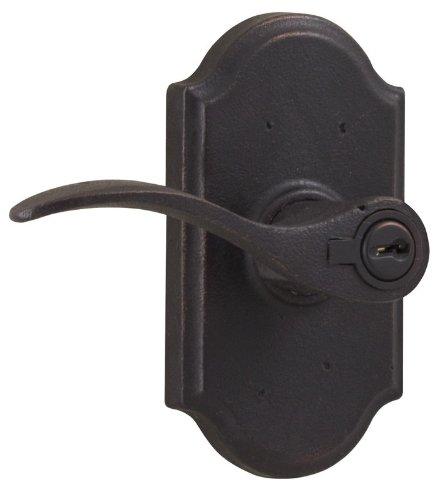 Carlow Keyed Left Hand Door Lever