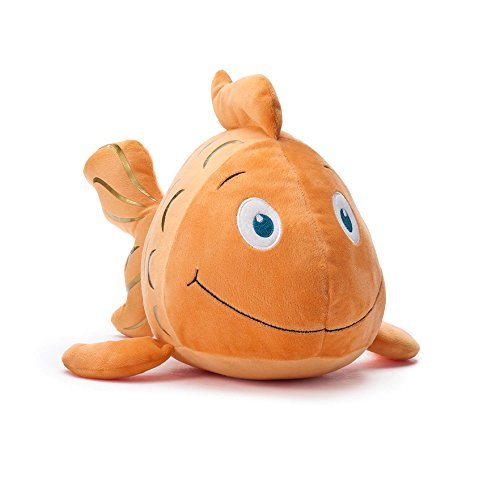 Kohls Cares Fish Plush From Childrens Book The Fish With The Deep-Sea Smile Plush Toy Stuffed (Smile Plush Animal)
