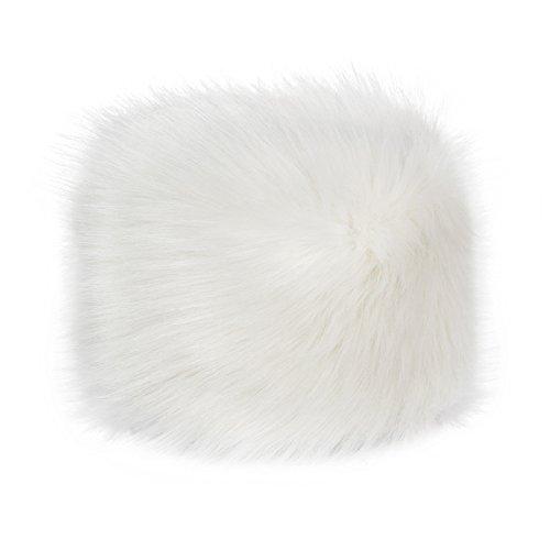 4fa3dda5a3d Futrzane Women s Russian Cossack Faux Fur Hat for Winter (M