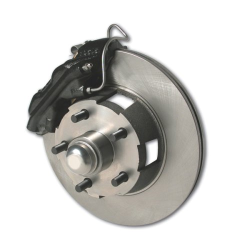 SSBC A156 Front Drum to Dics Brake Conversion Kit