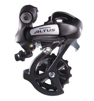 Schaltwerk Altus RD-M310 schwarz 7/8 fach