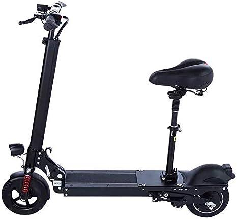GYJUN Mini Bicicleta eléctrica, 8 Pulgadas de Bicicleta eléctrica ...