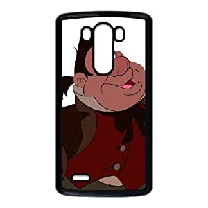 LG G3 Cell Phone Case Black Disneys Beauty and the Beast 040 OQ7644727