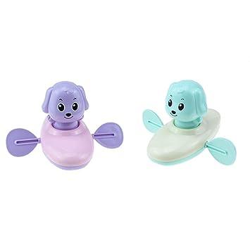 2 Bebés Juguetes Piscina El Para Enrollar Baño Unids Toyvian 8kXwZ0PnNO