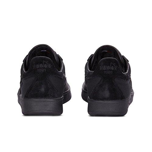 Diadora Heritage Sneakers B.Elite mm SW per Uomo 80013 - Nero