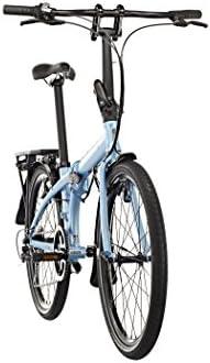 tern Node D8 - Bicicletas plegables - 24
