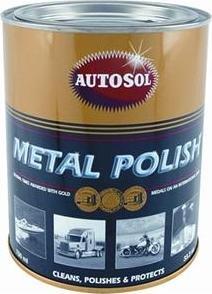 autosol 1100 750ml metal polish 1kg can case. Black Bedroom Furniture Sets. Home Design Ideas