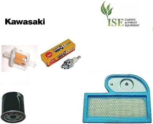 Amazon.com : Kawasaki FH680V (23hp V-Twin) Service Kit from ISE : Garden &  OutdoorAmazon.com