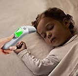 Best Baby Ear Thermometer with Forehead Function - Accurate Medical Thermometer Suitable for Baby Infant Toddler and Adult