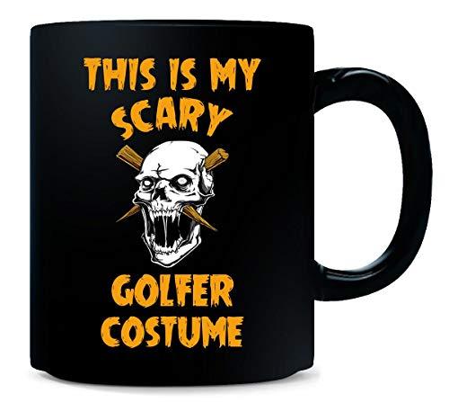 This Is My Scary Golfer Costume Halloween Gift - Mug]()