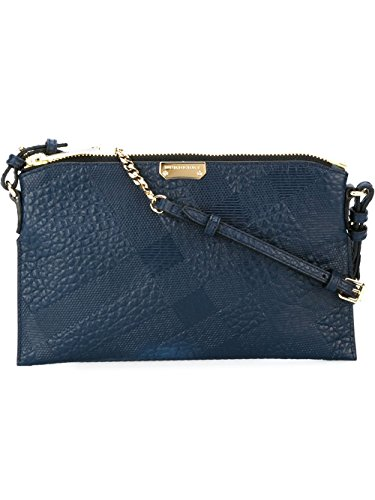 Burberry Check Embossed Crossbody Bag product image