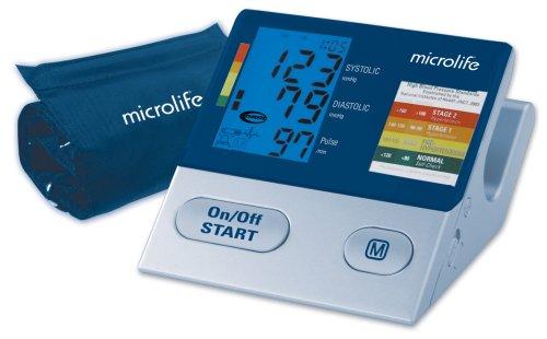 Microlife 3MC1-PC ultime automatique tensiomètre avec détection de battement irrégulier du coeur