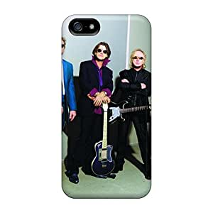Premium Aerosmith American Rock Band Back Cover Snap On Case For Iphone 5/5s
