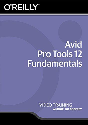 Avid Pro Tools 12 Fundamentals [Online Code]