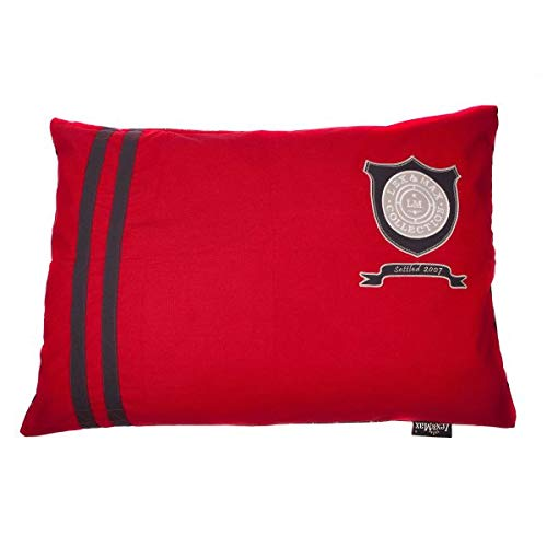 Lex & Max RECTANGLE HERITAGE 100X70 RED
