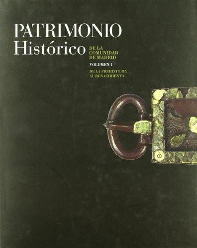 Patrimonio Historico de La Comunidad de Madrid (Spanish Edition)