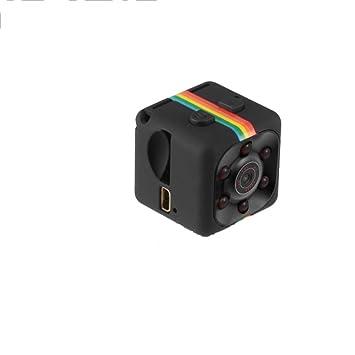Teepao Mini Camara Espia, Mini CAM Surveillance Cámara Portable HD 1080P con Detección de Movimiento