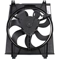 MAPM Premium SPECTRA 04-09 RADIATOR FAN SHROUD ASSEMBLY, Right Side, New Body Style