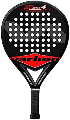 VARLION Pala de pádel LW ZYLON 4 Black LTD: Amazon.es ...