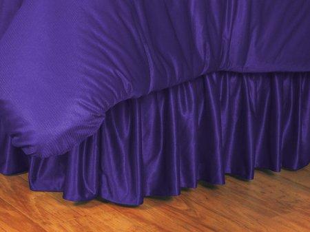 - LSU Tigers Queen Size Bedskirt