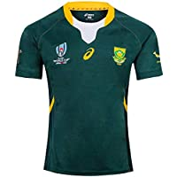 FWHACMT 2019 World Cup South Africa Rugby Jersey