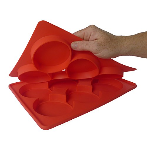 Third Pound Burger Press Silicone
