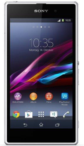 Sony-Xperia-Z1-Smartphone-libre-Android-pantalla-5-cmara-207-Mp-16-GB-22-GHz-2-GB-RAMimportado