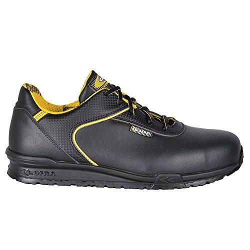 Cofra 78431-002.W39 Gamper S3 Chaussures de sécurité SRC Taille 39 Noir