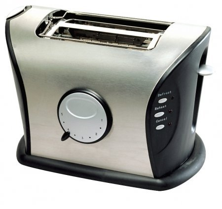 Frigidaire FD3111 2 Slice Stainless Toaster