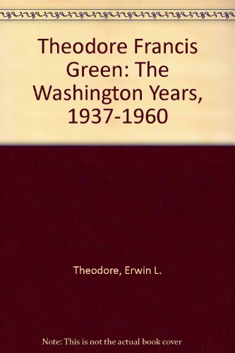 Top 9 recommendation theodore francis green 2020