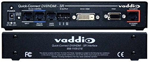 Vaddio 998-6906-000 Quick-Connect Dvi/Hdmi - Sr Interface Kit