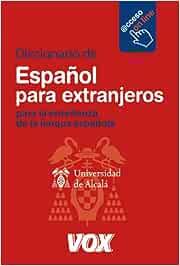 Diccionario para la Enseñanza de la Lengua Española Vox - Lengua ...