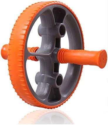 Core & Abdominal Trainers Orange Abdominal Wheel Abdominal Wheel Huge Fitness Roller Mute AB Weight Loss Fitness Equipment For Home Gym Abdominal Trainer Ideal for beginners and experienced people bat 1