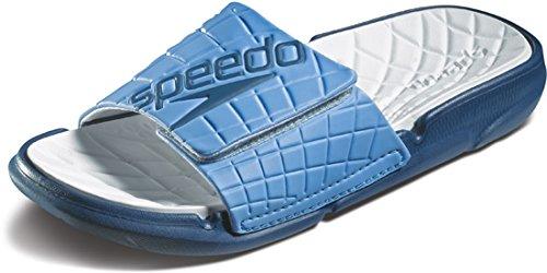 Women's Speedo 'Exsqueeze Me' Slide Sandal, Size 5 M - Blue