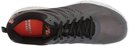 Vibrant Black Dark Dark Fila Men's Shadow Running Trail Speedstride Orange Shoe Memory W0nvnqFz7