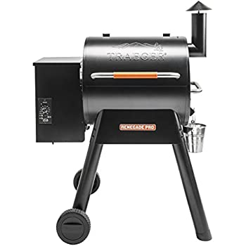 Amazon Com Traeger Tfb38tod Renegade Pro Wood Pellet