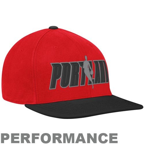 - adidas NBA Portland Trailblazers Multi Team Colors Flat Brim Flex Fit Hat (L/XL Flex Fit)