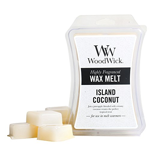 WoodWick Island Coconut Wax Melts