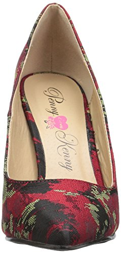 Penny Kenny Opus Resumen Women's Pump rojo AB Loves xxfwzrS