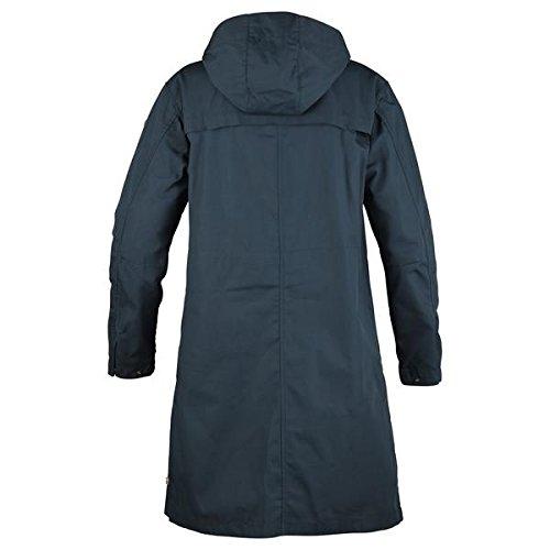 Medium Dark Navy Womens Travellers Jacket Fjallraven