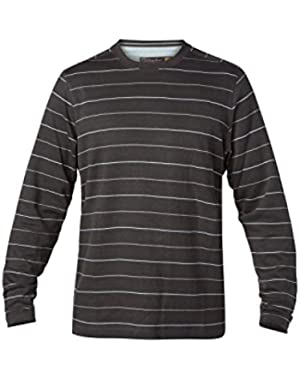 Waterman Men's Dunes Knit Top Crew Neck