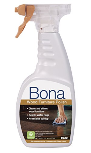 (Bona WP650052001 16 Ounce Wood Polish Clean & Shine Your Furniture, 16)
