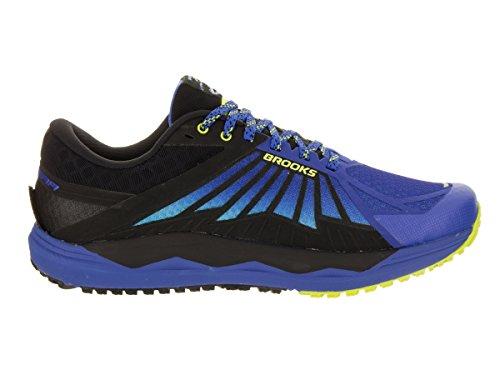 Popsicle Bluefish Brooks Blue Running Men's Shoe Brooks Caldera Lime Electric wH8vcq