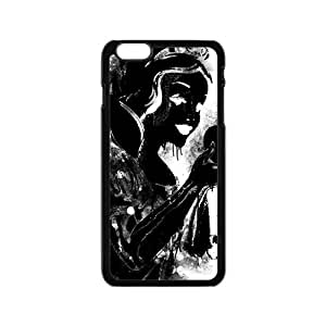 Snow White Black Phone Case for iPhone 6