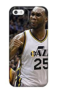 utah jazz nba basketball (6) NBA Sports & Colleges colorful iPhone 5/5s cases 1235321K289616942
