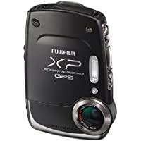 Fujifilm FinePix XP30 14 MP Waterproof Digital Camera with Fujinon 5x Optical Zoom Lens and GPS Geo-Tagging Function (Black) Advantages Review Image