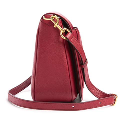 Jacobs Crossbody Leather Bag Wine Empire Large Marc City SnXdSq