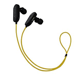 Auriculares inalámbricos estéreo TECEVO F3 Bluetooth Manos Libres ideales para practicar deportes - Perfecto para usar con Apple iPod Touch, iPad 1 2 3 3 4 iPhone 4s 5 , HTC, Samsung Galaxy , LG , Nokia , etc